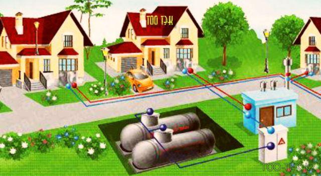 Газовый испаритель   Тепло Энергетическая Корпорация в Алматы
